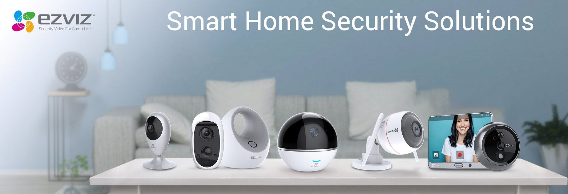 EZVIZ - HOME SECURITY