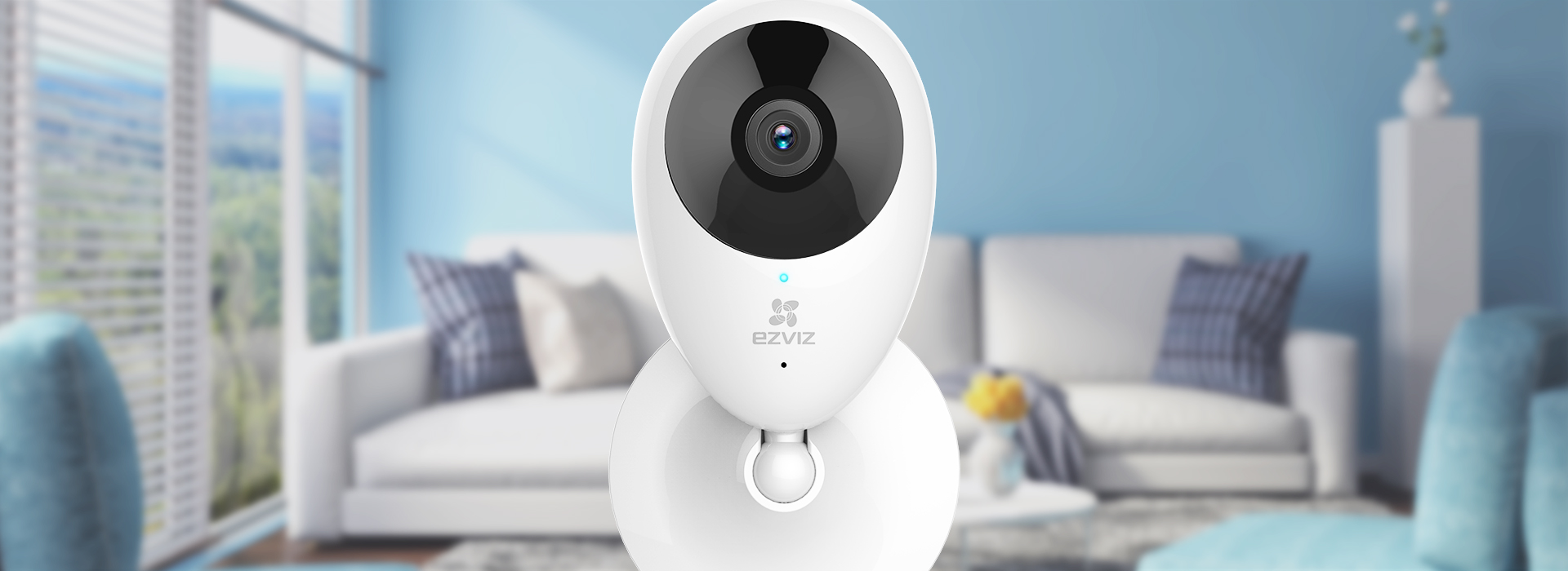 ezviz home security